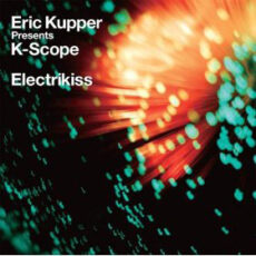 Eric Kupper Presents K-Scope (2) - Electrikiss LP - VINYL - CD
