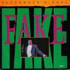 Alexander O'Neal - Fake LP - VINYL - CD