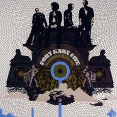 Fort Knox Five* - Radio Free DC LP - VINYL - CD