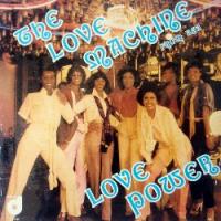 Love Machine, The - Love Power LP - VINYL - CD