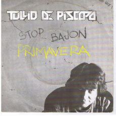 Tullio De Piscopo - Stop Bajon LP - VINYL - CD
