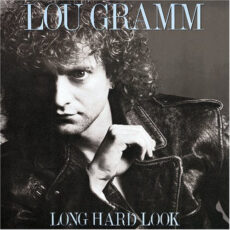 Lou Gramm - Long Hard Look LP - VINYL - CD