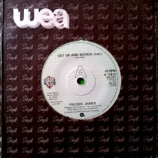 Freddie James - Get Up And Boogie (Edit.) LP - VINYL - CD