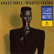 Grace Jones - Nightclubbing LP - VINYL - CD