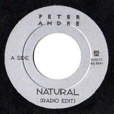Peter Andre - Natural LP - VINYL - CD