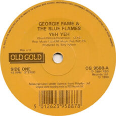 Georgie Fame & The Blue Flames - Yeh Yeh / Get Away LP - VINYL - CD
