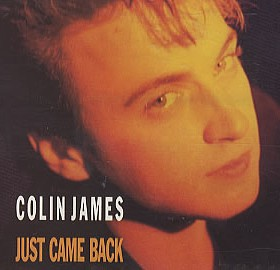 Colin James (2) - Just Came Back LP - VINYL - CD