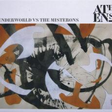 Underworld Vs Misterons, The - Athens LP - VINYL - CD