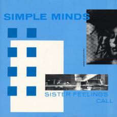 Simple Minds - Sister Feelings Call LP - VINYL - CD