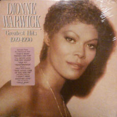 Dionne Warwick - Greatest Hits 1979-1990 LP - VINYL - CD