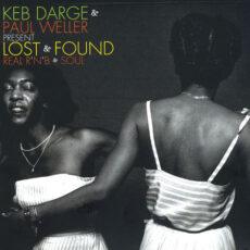 Keb Darge & Paul Weller - Lost & Found (Real R'N'B & Soul) LP - VINYL - CD