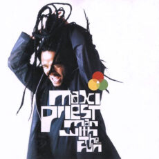 Maxi Priest - Man With The Fun LP - VINYL - CD