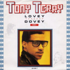 Tony Terry - Lovey Dovey LP - VINYL - CD