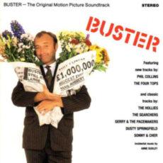 Various - Buster - Original Motion Picture Soundtrack LP - VINYL - CD