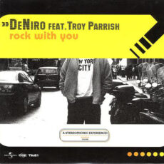DeNiro Featuring Troy Parrish - Rock With You LP - VINYL - CD