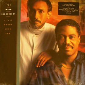 Main Ingredient, The - I Just Wanna Love You LP - VINYL - CD