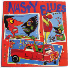 Various - Nasty Blues LP - VINYL - CD
