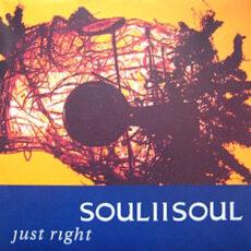 Soul II Soul - Just Right LP - VINYL - CD