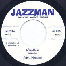 Nino Nardini - Afro-Beat / Poltergeist LP - VINYL - CD