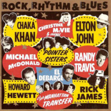 Various - Rock, Rhythm & Blues LP - VINYL - CD