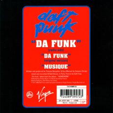Daft Punk - Da Funk LP - VINYL - CD