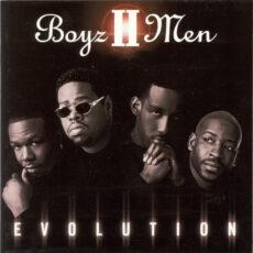 Boyz II Men - Evolution LP - VINYL - CD