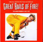 Various - Great Balls Of Fire! (Original Motion Picture Score) LP - VINYL - CD