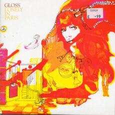 Gloss - Lonely In Paris LP - VINYL - CD