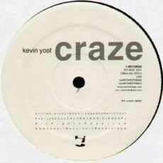 Kevin Yost - Craze LP - VINYL - CD