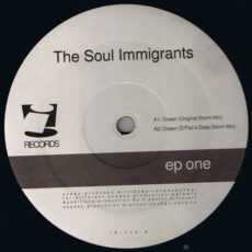 Soul Immigrants, The - EP One LP - VINYL - CD