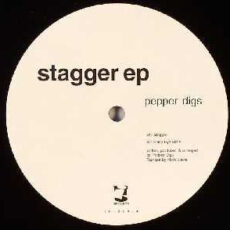 Pepper Digs - Stagger EP LP - VINYL - CD