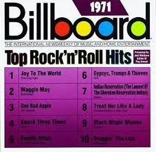 Various - Billboard Top Rock'N'Roll Hits - 1971 LP - VINYL - CD