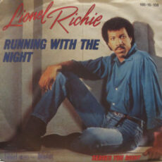 Lionel Richie - Running With The Night LP - VINYL - CD