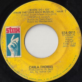 Carla Thomas - Where Do I Go LP - VINYL - CD