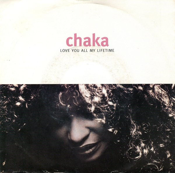 Chaka Khan - Love You All My Lifetime LP - VINYL - CD