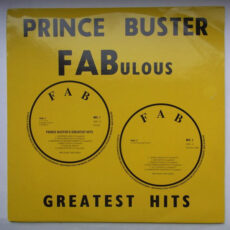 Prince Buster - Fabulous Greatest Hits LP - VINYL - CD