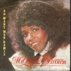 Miquel Brown - So Many Men Remix LP - VINYL - CD