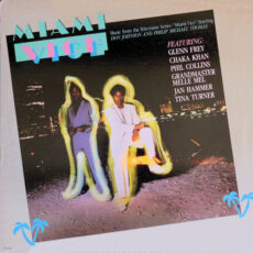 Various - Miami Vice - Music From The Television Series LP - VINYL - CD