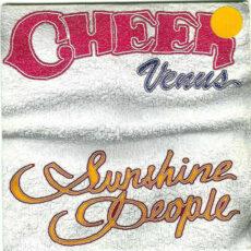 Cheek - Venus (Sunshine People) LP - VINYL - CD
