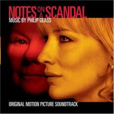 Philip Glass - Notes On A Scandal - Original Motion Picture Soundtrack LP - VINYL - CD