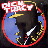 Various - Dick Tracy LP - VINYL - CD