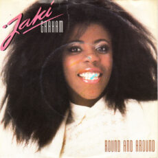 Jaki Graham - Round And Around LP - VINYL - CD