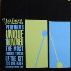 Lex Eazy & The Mambo Club - Unique 1Hundred LP - VINYL - CD