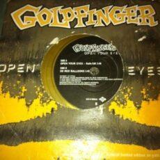 Goldfinger (7) - Open Your Eyes LP - VINYL - CD