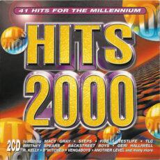 Various - Hits 2000 (41 Hits For The Millennium) LP - VINYL - CD