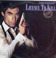 Various - Licence To Kill (Original Motion Picture Soundtrack) LP - VINYL - CD