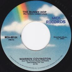 Warren Covington And Tommy Dorsey Orchestra, The* - The Bunny Hop / Charleston LP - VINYL - CD