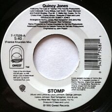 Quincy Jones - Stomp LP - VINYL - CD