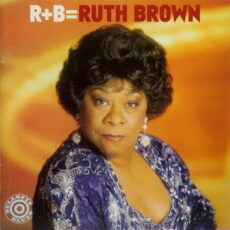 Ruth Brown - R+B=Ruth Brown LP - VINYL - CD