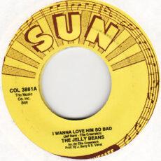 Jelly Beans, The / Dixie Cups, The - I Wanna Love Him So Bad / Iko Iko LP - VINYL - CD